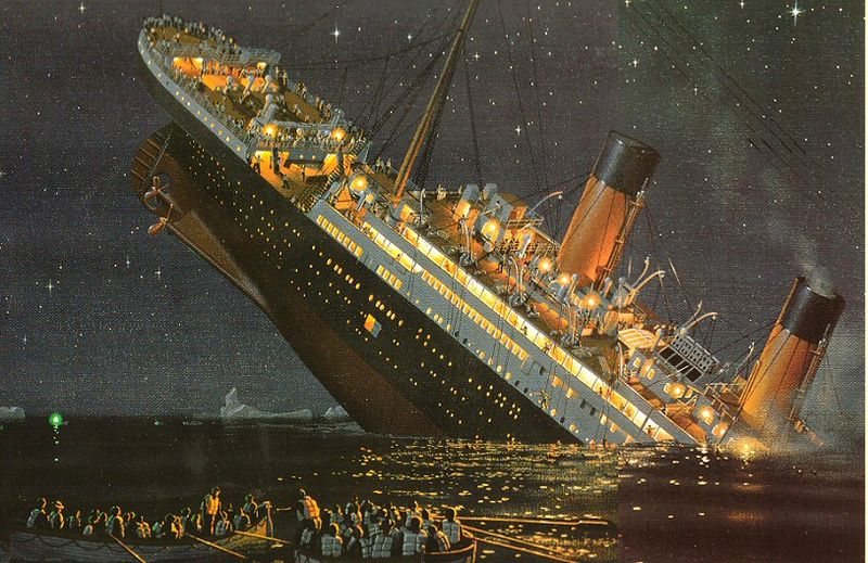 Titanic_stern