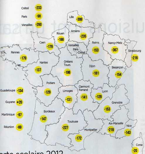 Carte scolaire331